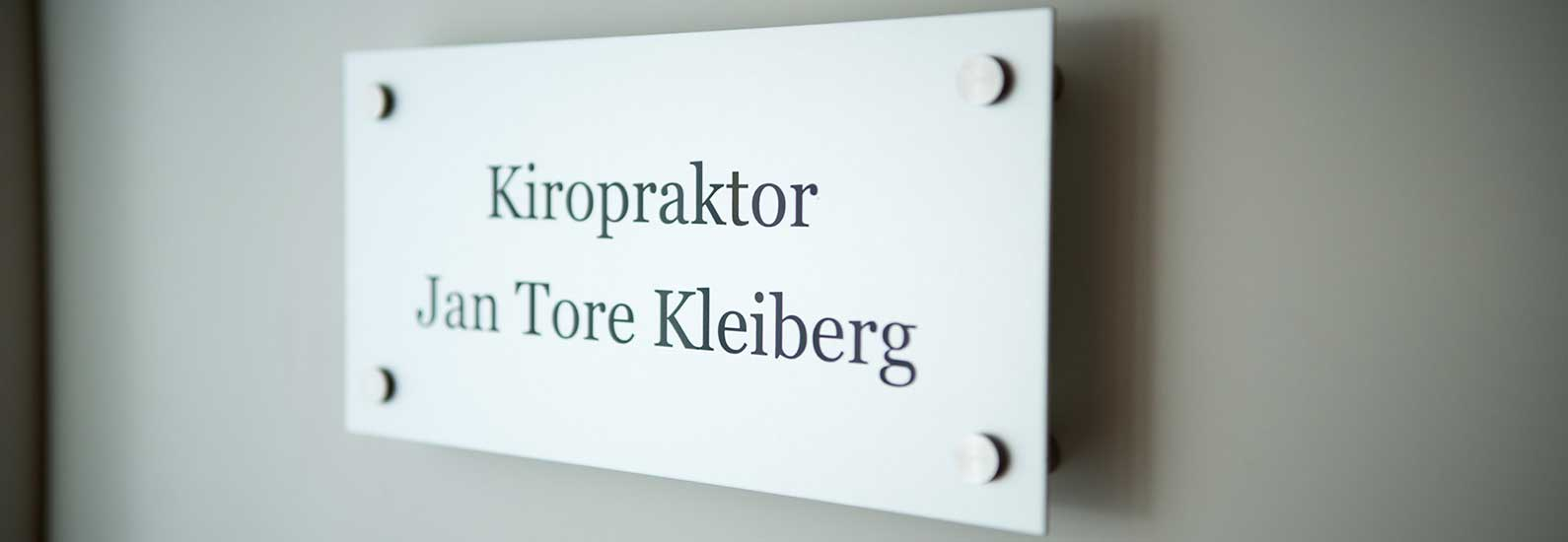Kiropraktor Stavanger - Vaulen Kiropraktorklinikk